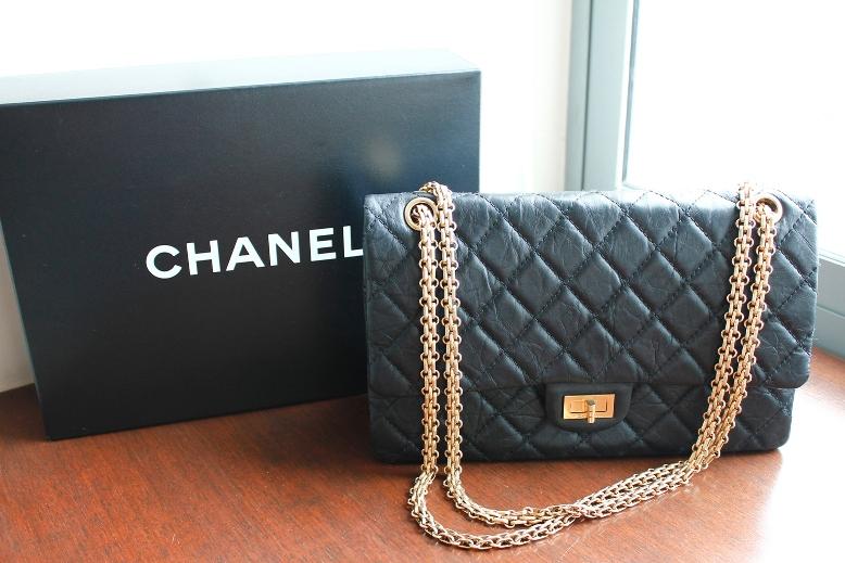 546c220294a Jeito de Escorpião  Bolsas da Chanel  Reissue 2.55 e Classic Flap