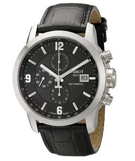 Tissot Mens Stainless Steel Automatic Watch