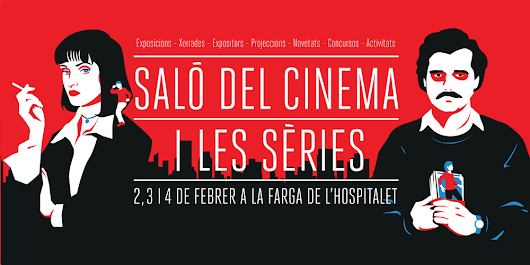 Salon del cine y las series 2018
