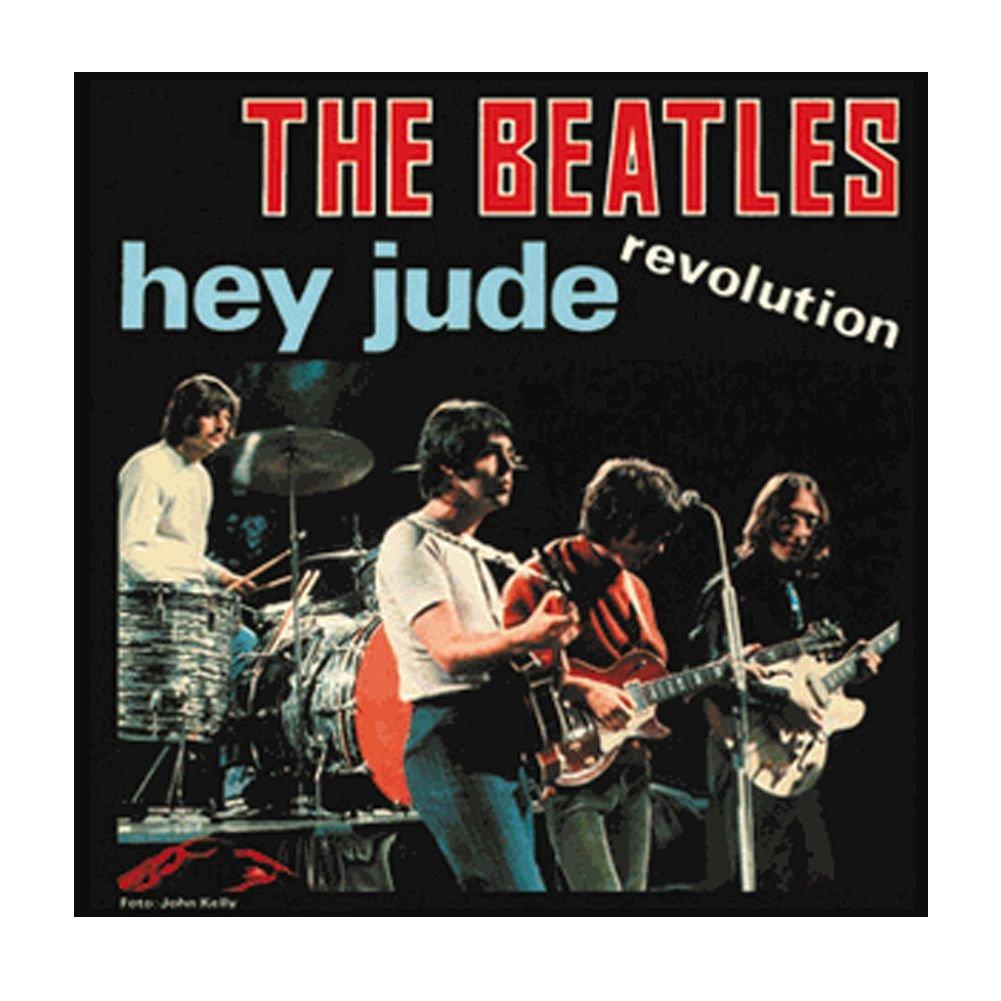 The Beatles Hey Jude Chords Lyrics Kunci Gitar