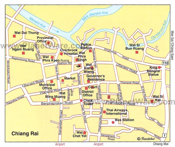 Chiang Mai Travel Guide Blog