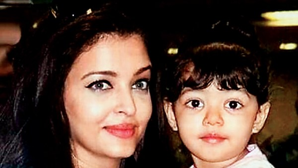 Looking awesome photo ao Aradhya Bachchan