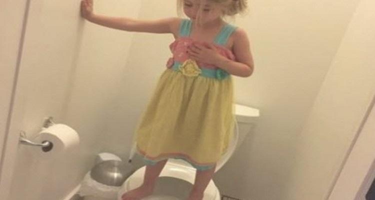 فتاة تتاخر فى الحمام  فوضعت امها كاميرات مراقبه و كانت المفاجاة