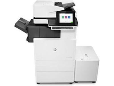 Image HP LaserJet MFP E77820 Printer Driver