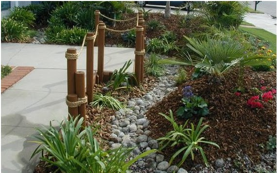 La guarida de bam detalles para el exterior for Detalles para decorar jardines
