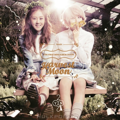 2YOON – Harvest Moon – EP (ITUNES PLUS AAC M4A)
