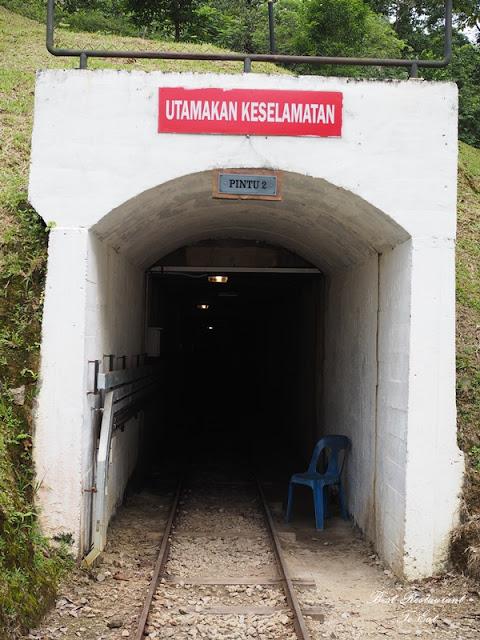 Sungai Lembing Mine Tunnel Kuantan Pahang