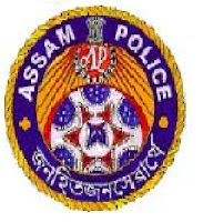 Assam Police, Police, Assam, 12th, Junior Assistant, freejobalert, Latest Jobs, Sarkari Naukri, assam police logo