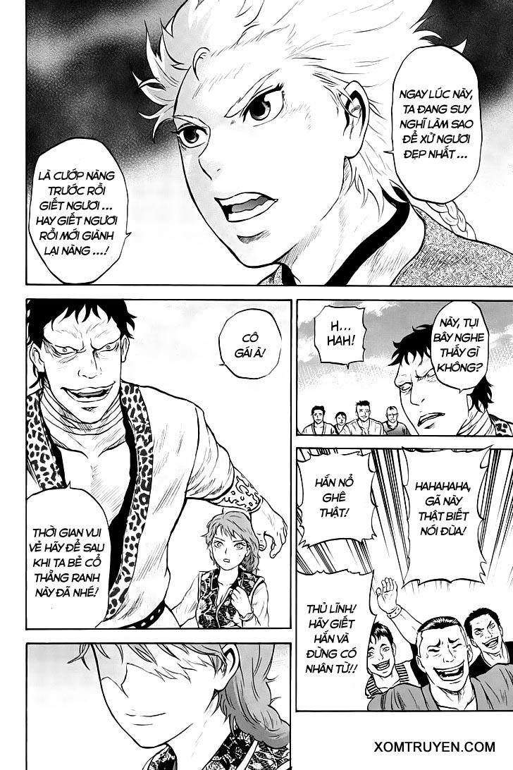 Horizon (okada takuya) chap 48 [end] trang 8