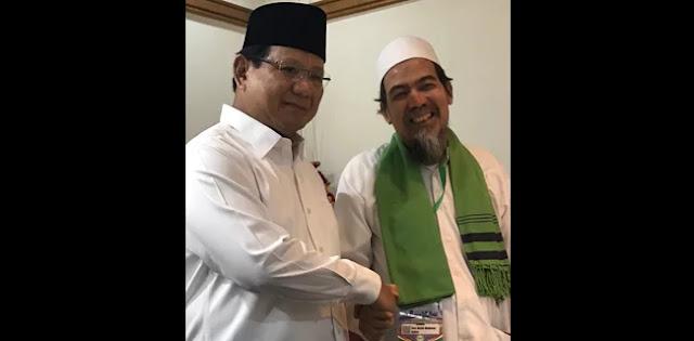 Mbah Moen Pasti Sudah Tahu Dua Putranya Dukung Prabowo