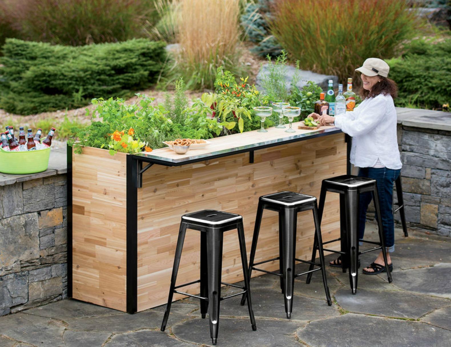 Garden Glamour by Duchess Designs: Award-Winning Plant-a-Bar ...