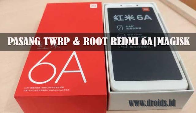 Cara Root Redmi 6a