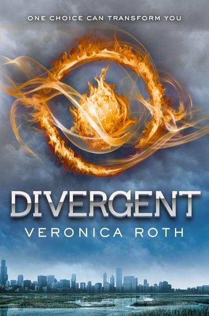 [Resenha] Divergente #01 - Veronica Roth