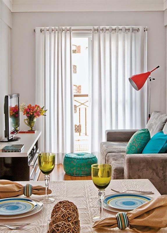 decoração-sala-pequena-linda