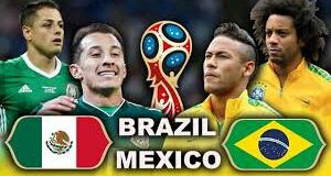 مشاهدة مباراة البرازيل و المكسيك مباشر يلا شوت كورة اونلاين - كأس العالم روسيا 2018