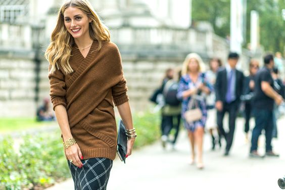 Olivia Palermo Harper's Bazaar London Fashion Week SS17 Street Style