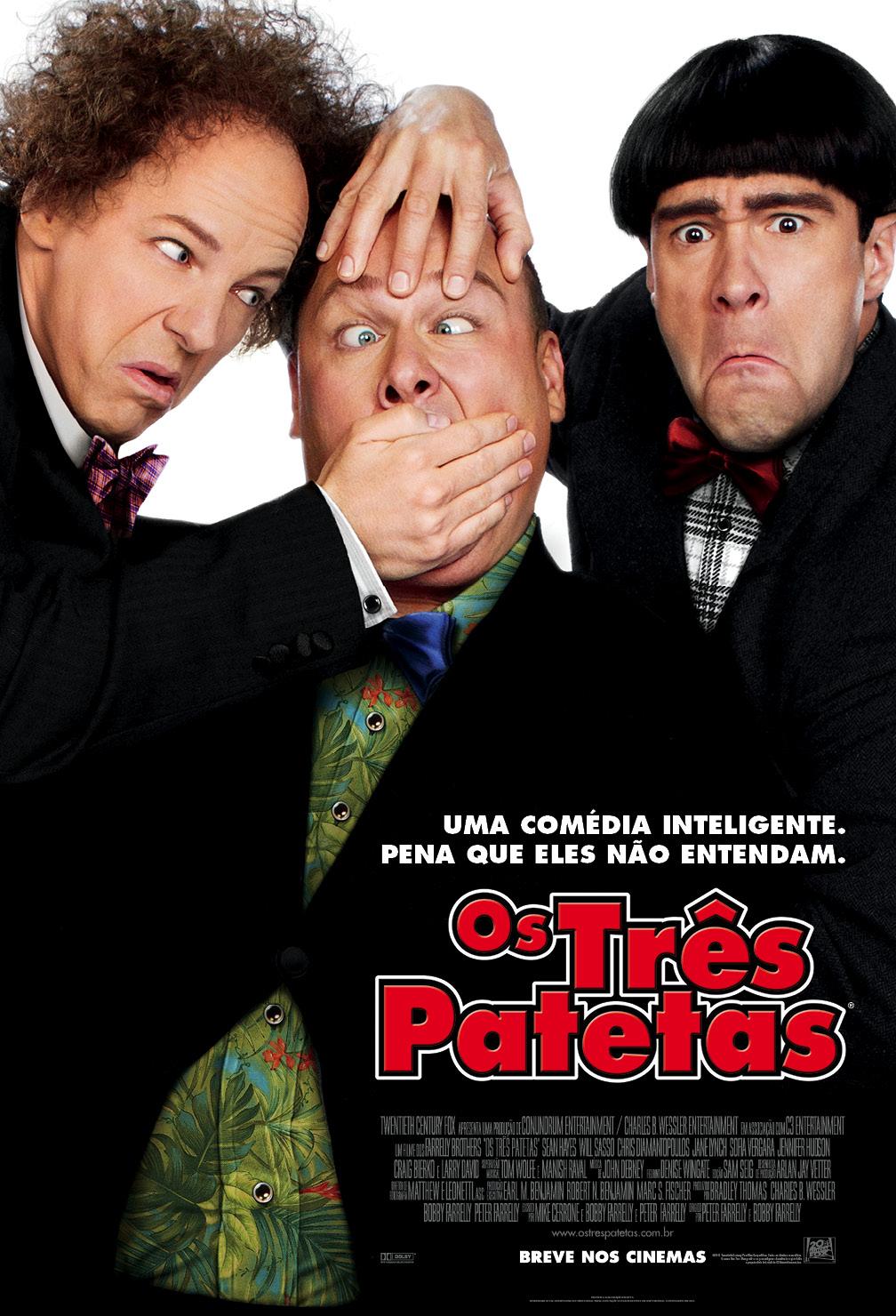 Assistir Os Três Patetas (2012) Torrent Dublado 720p 1080p 5.1 Online