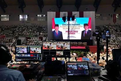 Alumni Perguruan Tinggi Indonesia Dukung Prabowo Sandi