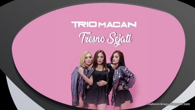 Trio Macan - Tresno Sejati