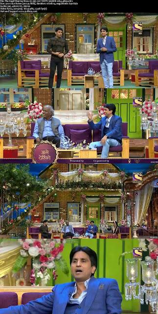 The Kapil Sharma Show 01 July 2017 HDTV 480p