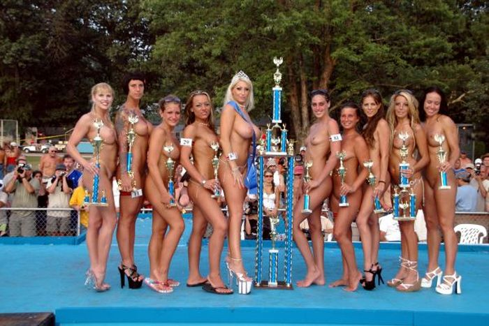 miss nude canada