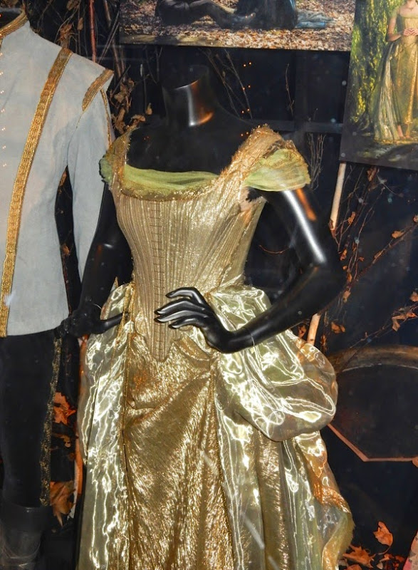 Cinderella Into the Woods movie costume