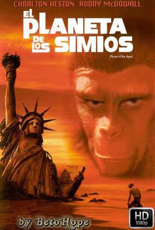 El Planeta De Los Simios 1968 [1080p] [Latino-Ingles] HD [Google Drive] GloboTV
