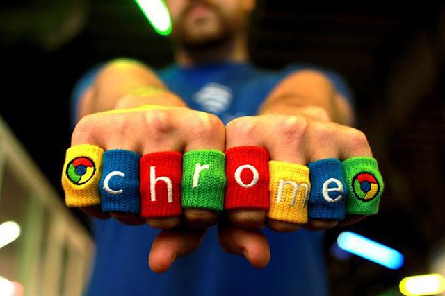 Google Chrome Browser Tercepat dan Gratis