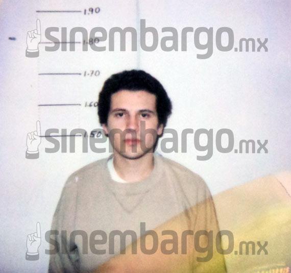 Capturan a Iván Archivaldo Guzmán