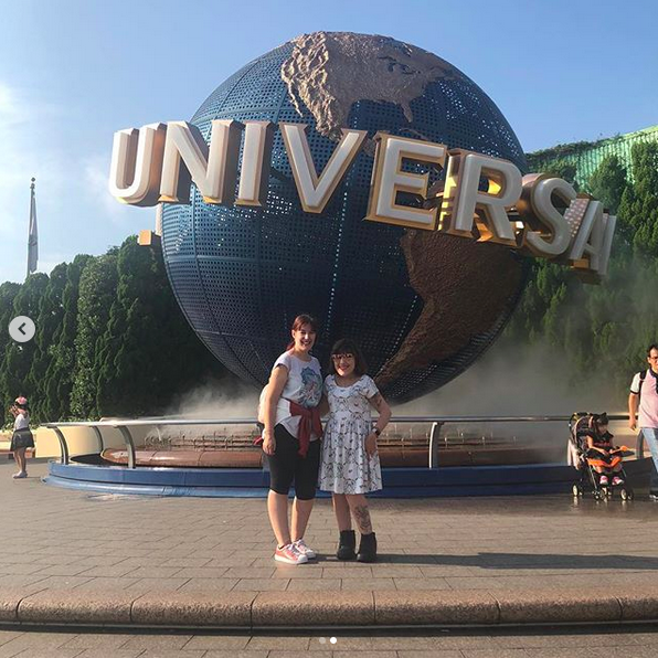 Une journée à Universal Studios Japan