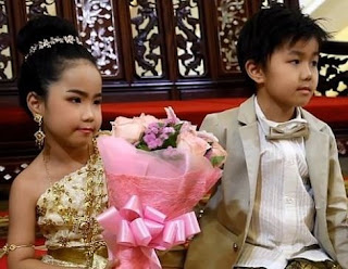 6-Year Olds Who Got Married