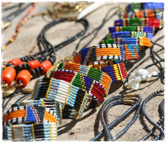 Blinnies Creations: Back From Africa