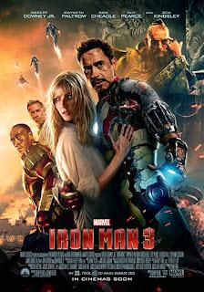 Iron Man 3 (2013) Hindi Dual Audio BluRay | 720p | 480p | Watch Online and Download