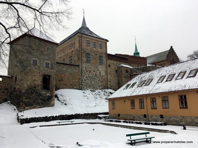 Fortaleza Akershus de Oslo