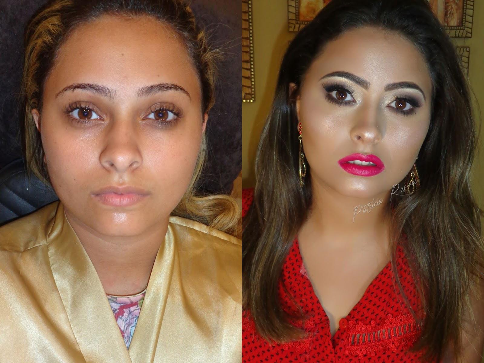 Maquiagem Profissional & Penteados