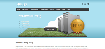 Staniaga Free Hosting Review