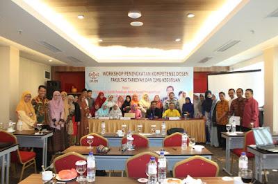 Workshop Peningkatan Kompetensi Dosen Fakultas Tarbiyah dan Ilmu Keguruan