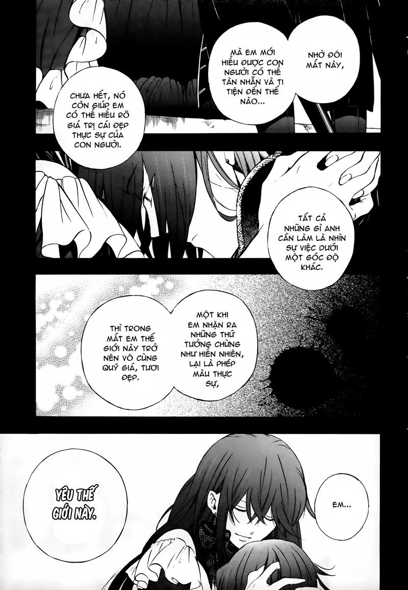 Pandora Hearts chương 072 - retrace: lxxii bloody rabbit (ver. 2) trang 12