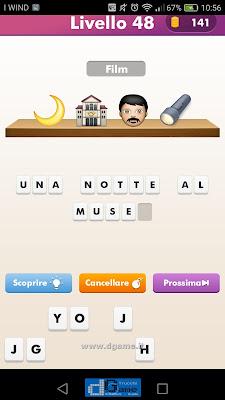 Emoji Quiz soluzione livello 48