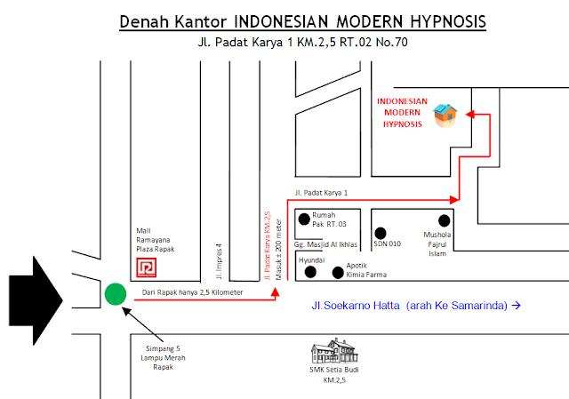 alamat-kantor-pusat-pelatihan-hipnotis-dan-hipnoterapi-di-balikpapan-kalimantan-timur-indonesia