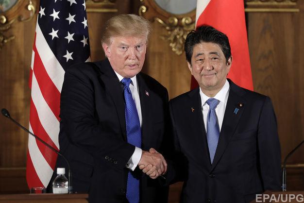 США і Японія домовилися співпрацювати в питанні денуклеаризації КНДР