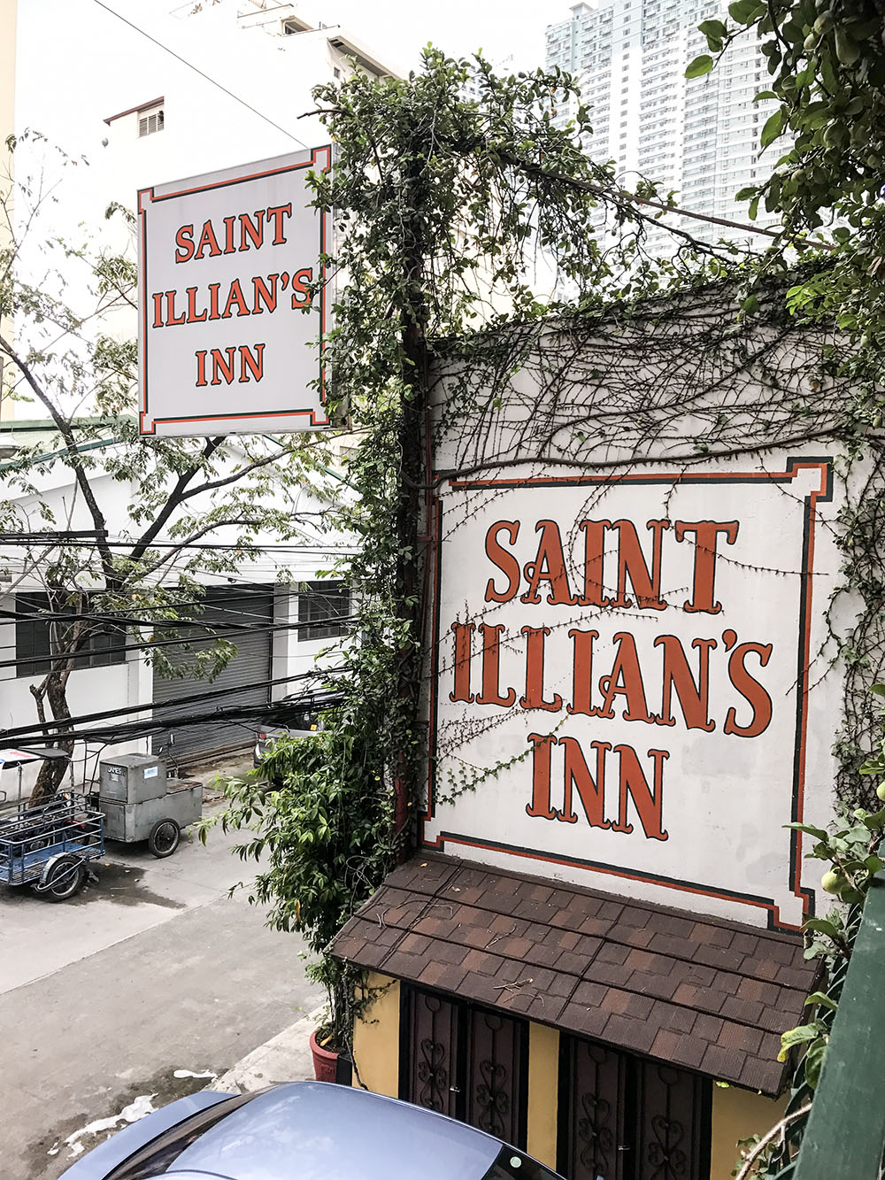 Another Affordable Hotel in Makati - Saint  Illians Inn