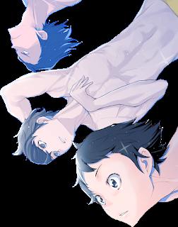 """Anunciada adaptación anime para """"DIVE!!"""" de Eto Mori."""