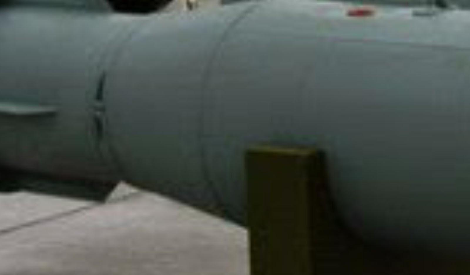 Jepang mengembangkan bom luncur supersonik