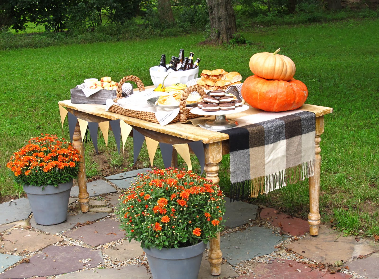 Tailgate coffee table images jenny steffens hobick game day jenny steffens hobick game day tailgate party recipes geotapseo Images