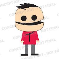 Pop! Television: South Park - Terrance