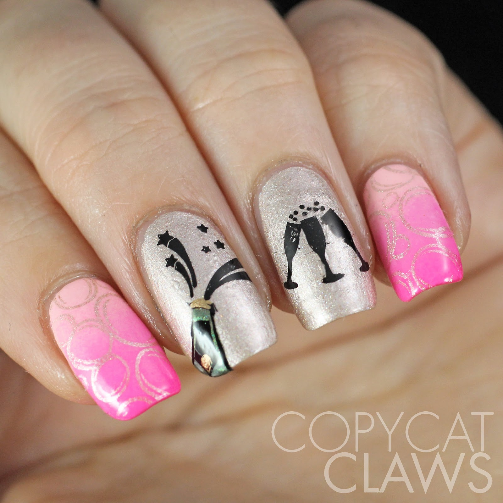 Copycat Claws Little Lies Inspired Nail Art Prinsesfo Choice
