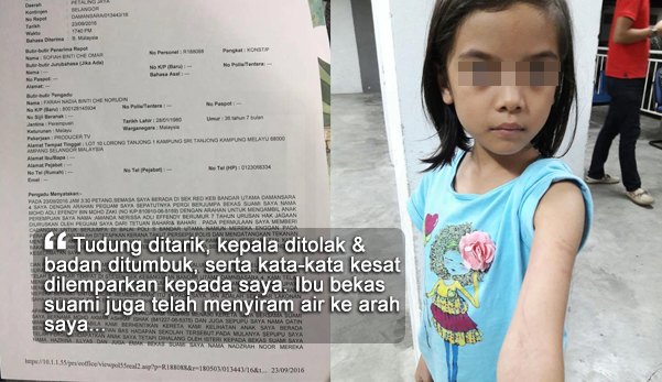 Penerbit TV Dakwa Bekas Suami Enggan Serah Anak