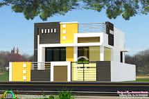 Kerala Single Floor Home Design 2017