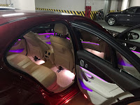 Thảm lót sàn Mercedes E Class W213 2017